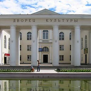 Дворцы и дома культуры Большой Ижоры