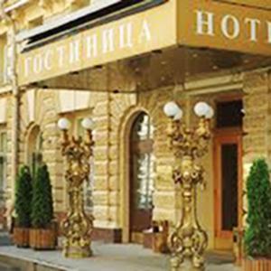 Гостиницы Большой Ижоры