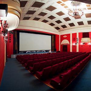 Кинотеатры Большой Ижоры