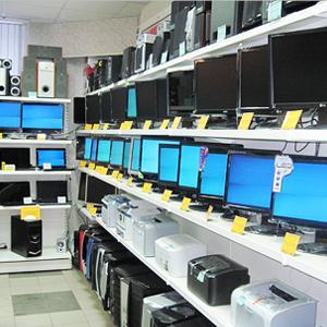 Компьютерные магазины Большой Ижоры