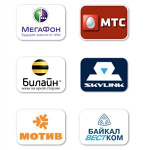 Операторы сотовой связи Большой Ижоры