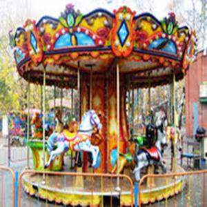 Парки культуры и отдыха Большой Ижоры