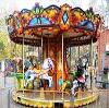 Парки культуры и отдыха в Большой Ижоре