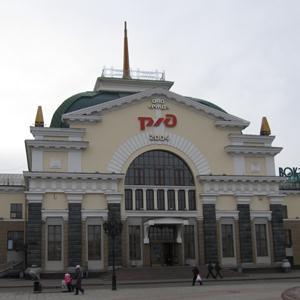 Железнодорожные вокзалы Большой Ижоры